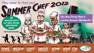 Summer Chef poster
